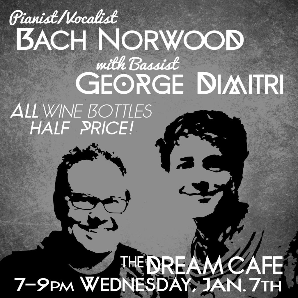 George & Bach Dream